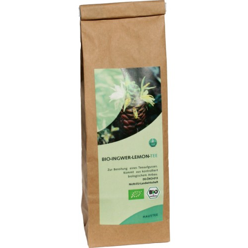 Organic Ginger-Lemon Tea | Weltecke