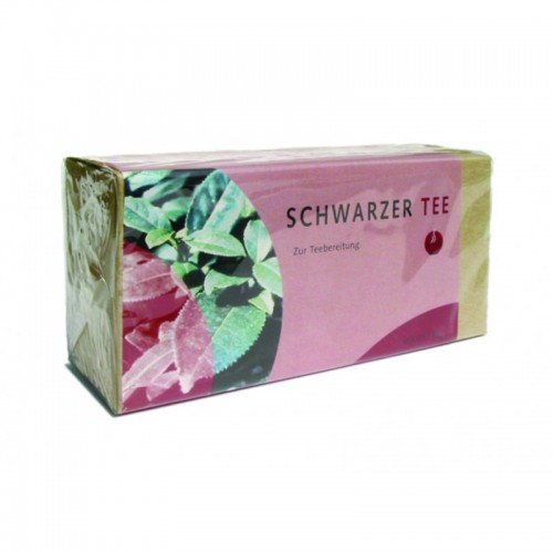 Organic Black Tea in Teabag | Weltecke