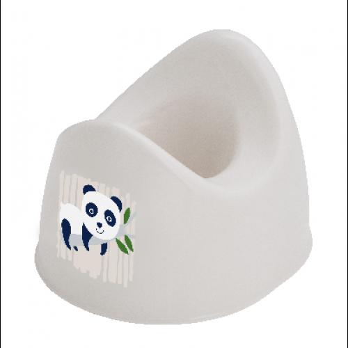 Bio-Line Potty Panda - Organic Potty | Rotho Babydesign