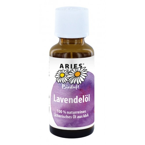 Aries Organic Lavender Scented Oil, Eco Control certified