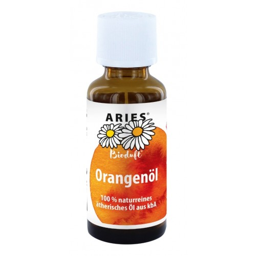 Aries Organic Orange Oil, Eco Control certified