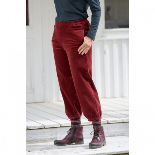 Organic Cotton Corduroy Trousers many colours | bloomers