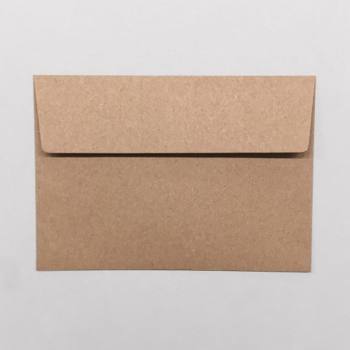 Recycled Paper Evnvelopes C6 without window | eco-cards