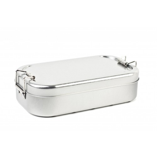 Plastic-free lunch Box SILVER CameleonPack | Tindobo