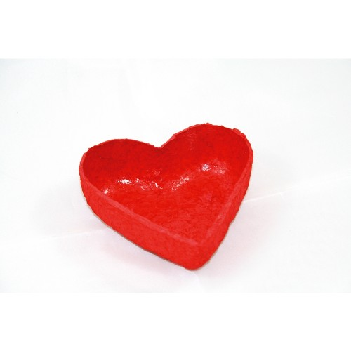 Filigran Decoration Bowl HEART - fair trade | Sundara Paper Art