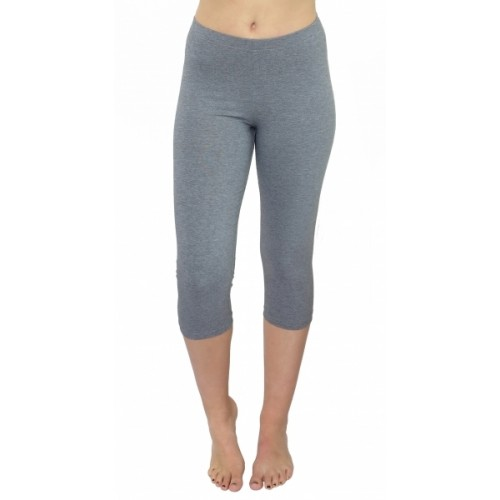 Organic Cotton Capri Leggings for Sports & Yoga | billbillundbill