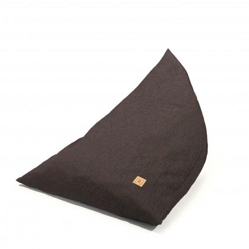 BUDDY Chiller Sitzsack in braun grau