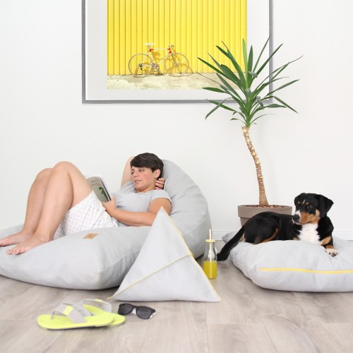 sustainable beanbag for children and adults - BUDDY Chiller