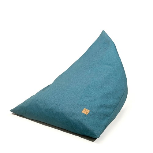 BUDDY Chiller - ecological Beanbag teal
