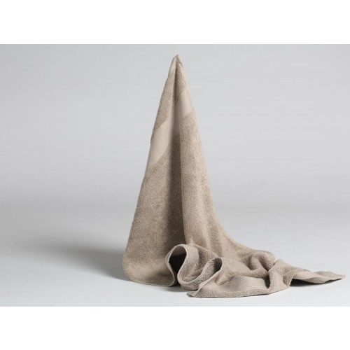 Handtuch Warm Taupe