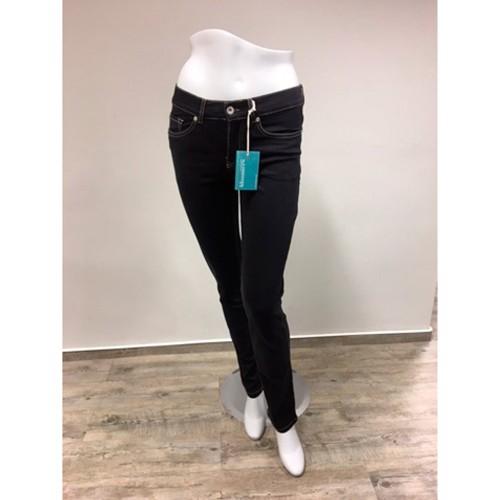 Damen Bio Jeans Röhre mit Dehnbund | bloomers