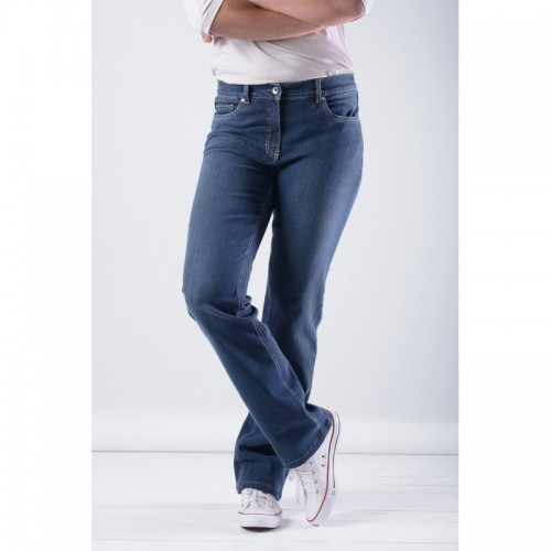 Straight Cut Women Jeans – Organic Denim | bloomers