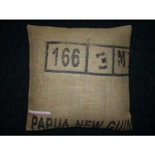 """Kaffeesack Bezug""""Papua Neu Guinea"""""""