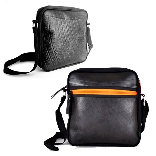 Ecowings Dawa Mini Messenger Bag, vegan leather bag