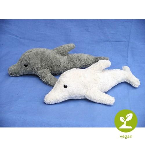 Dolphin, Kallisto vegan stuffed animals of organic cotton