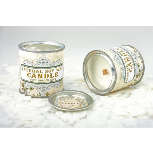 Design Soy Wax Candle Retro, unscented & scented | Candles.lv