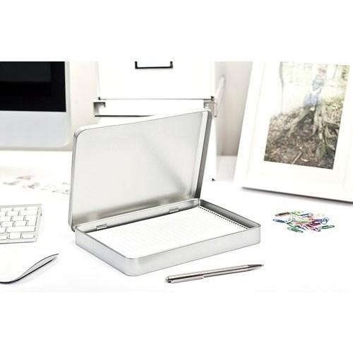 DIN A5 Maxi Tin Box - storage box & gift wrap | Tindobo