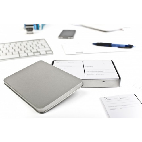 DIN A6 Maxi Tin Box - Postcard Size | Tindobo