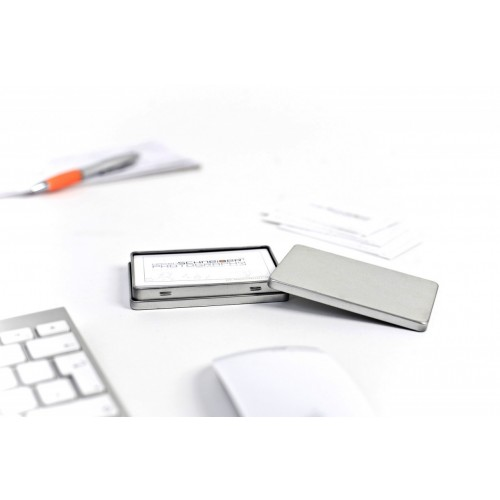 Eco-friendly Business Cards Tin Box » Tindobo