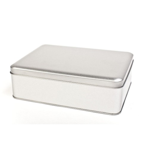 Storage Container DIN A5 Maxi XL Tin Can | Tindobo