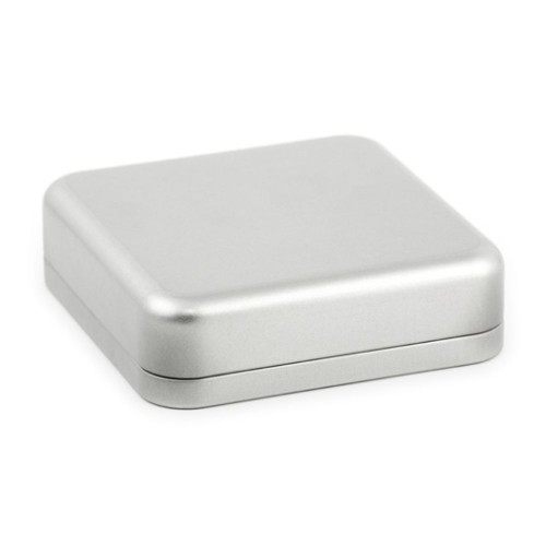 Reusable Gift Box - square Tin Can with lid | Tindobo