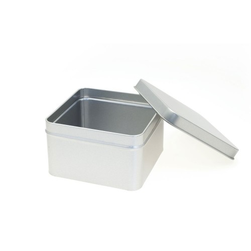 Tinplate Storage Bin for Home & Office Organization | Tindobo