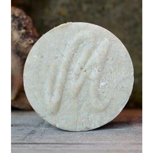 Vegan & Solid Shower Gel Bar Herbal Power | Kraeutermagie