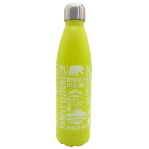 Stainless Steel Insulated Bottle MOUNTAIN - water bottle | Dora's