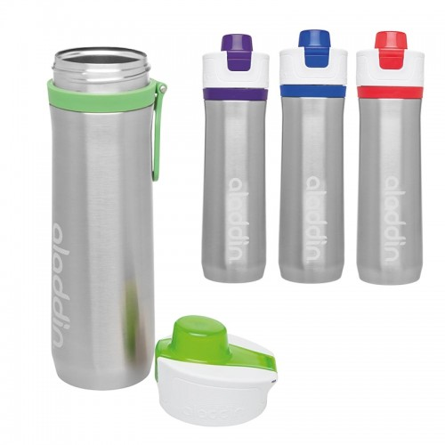 aladdin Active Hydration stainless steel insulated water bottle