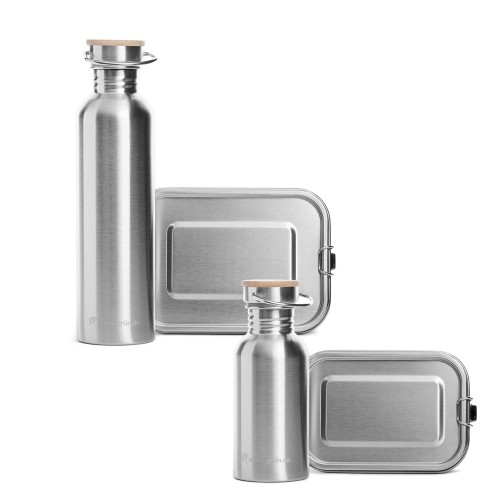 Stainless Steel Starter Set Takeaway » mehr gruen