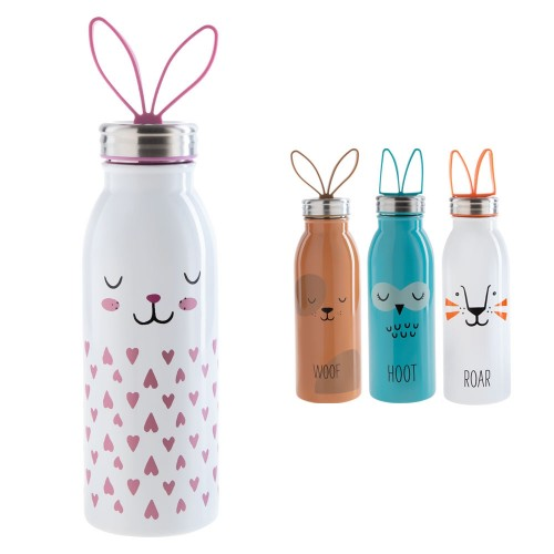 Aladdin water bottle ZOO for Children, double-walled