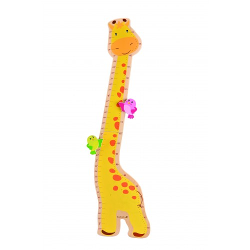Giraffe measuring rod of FSC® for children | EverEarth