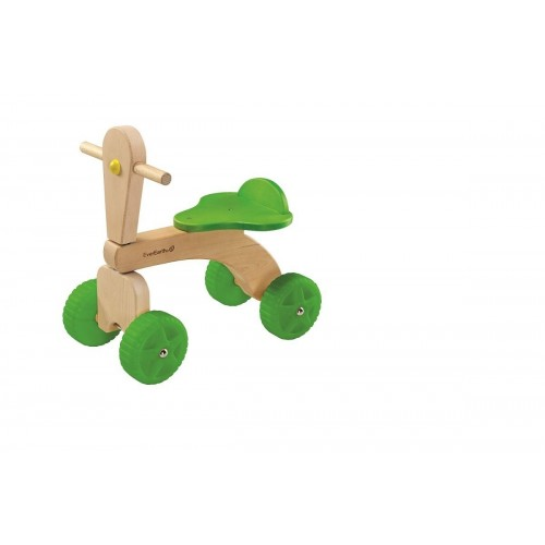 Four Wheels Bike for toddlers FSC wood vehicle | EverEarth