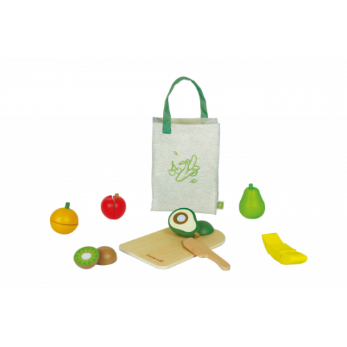 EverEarth Fruit Toy Set made of FSC wood