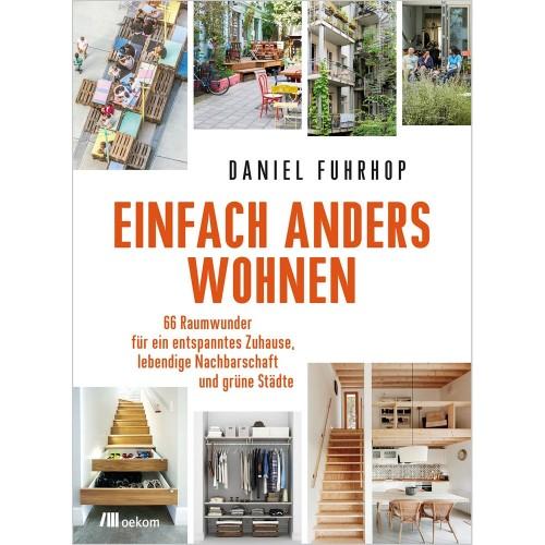 Einfach anders wohnen - German eco book | oekom publisher