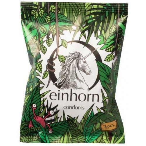 Jungle Condoms vegan & fair - eco condoms | einhorn