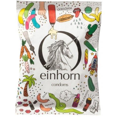 Vegan Condoms UUUH! Penis Objects - fair condoms | einhorn