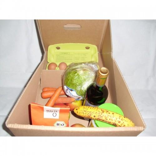 Shopping box | Transport box | Storage – foldable