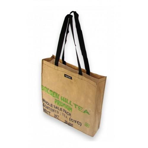 Einkaufstasche M Tamil Nadu Recycling Teesack | rag-bag