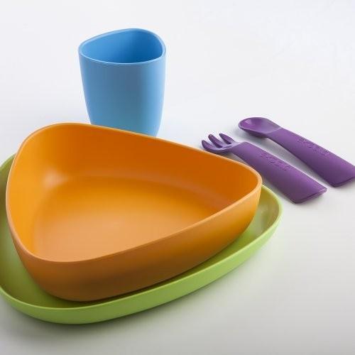 eKeat – Esslernset für Kinder aus Bioplastik | ekoala