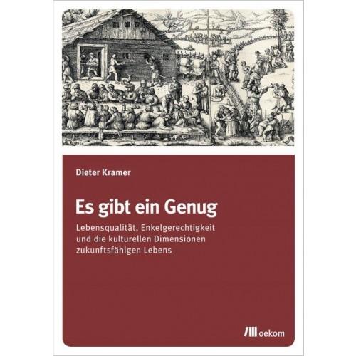 Es gibt ein Genug - German eco book | oekom publisher