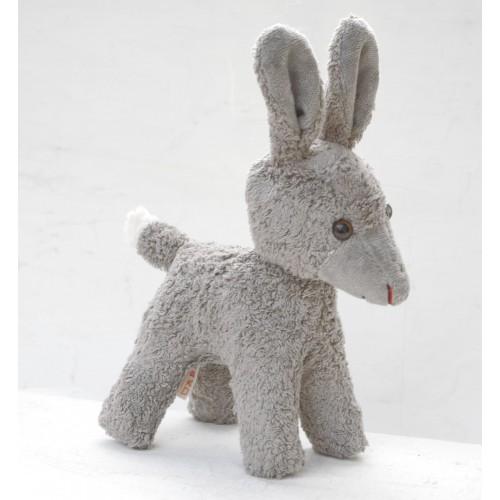 Soft Toy Little Donkey - Eco plush toys by Kallisto