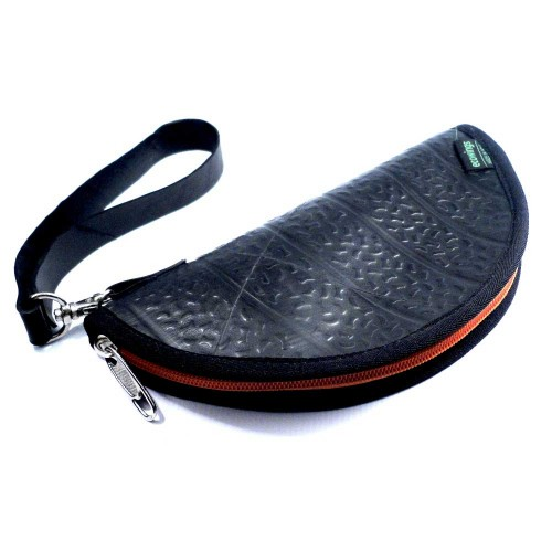 Vegan Leather Pouch Torti