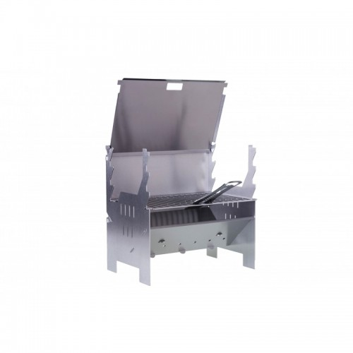 FENNEK Outdoor Grill made of Stainless Steel