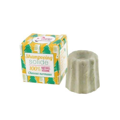 Vegan Solid Silver Fir Shampoo for all hair types | Lamazuna