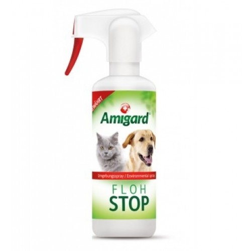 Amigard FLEA-STOP Room Spray for Dogs & Cats