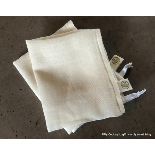 MCL® I Meshwork Bag Organic Cotton for Fruits & Vegetables