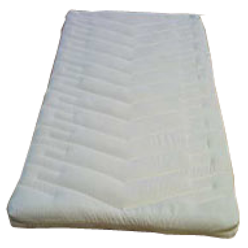 8 cm Filling Chamber Mattress with Organic Grain Filling | speltex