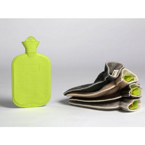 Wärmflasche Naturlatex