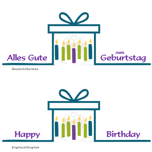 Greenpicks Print at Home Gift Card Happy Birthday via e-mail